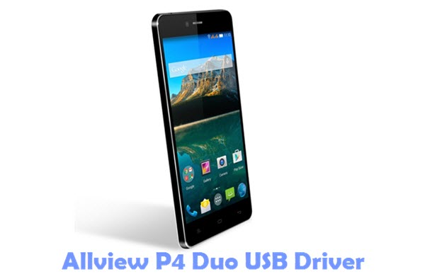 Download Allview P4 Duo USB Driver