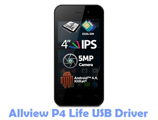 Download Allview P4 Life USB Driver
