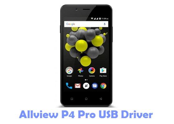 Download Allview P4 Pro USB Driver
