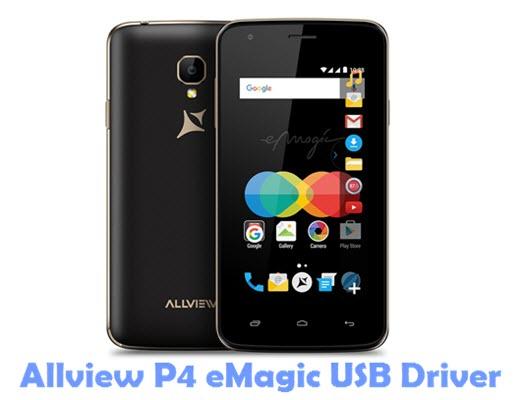 Download Allview P4 eMagic USB Driver