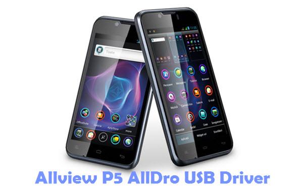 Download Allview P5 AllDro USB Driver