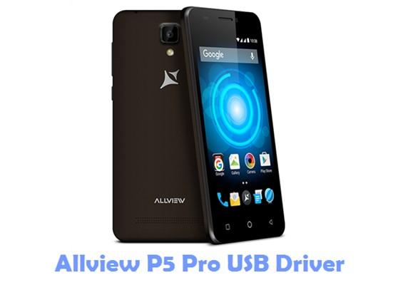 Download Allview P5 Pro USB Driver