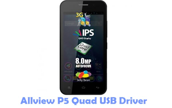 Download Allview P5 Quad USB Driver