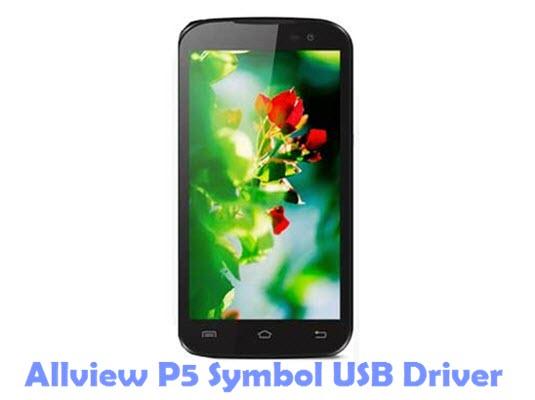 Download Allview P5 Symbol USB Driver