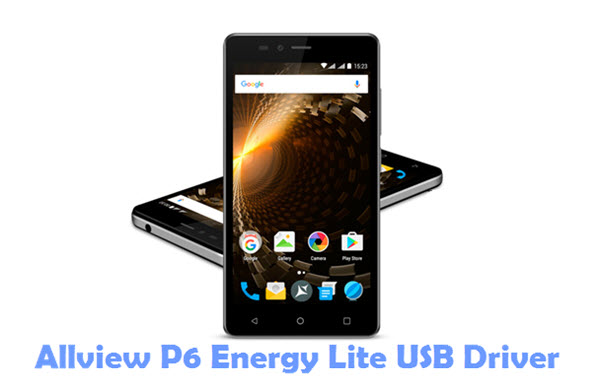 Download Allview P6 Energy Lite USB Driver