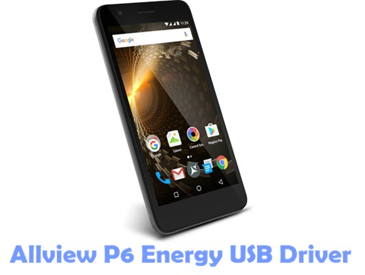 Download Allview P6 Energy USB Driver