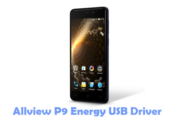 Download Allview P9 Energy USB Driver
