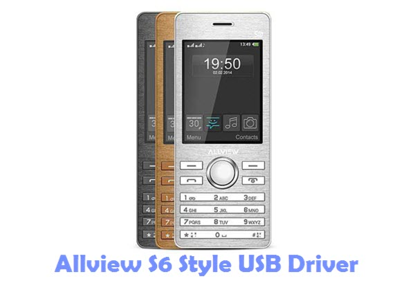 Download Allview S6 Style USB Driver