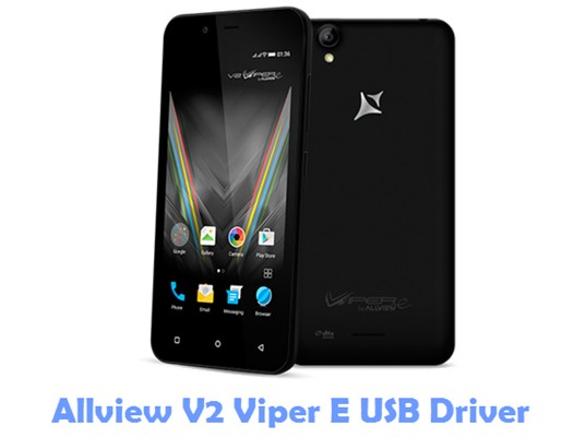 Download Allview V2 Viper E USB Driver