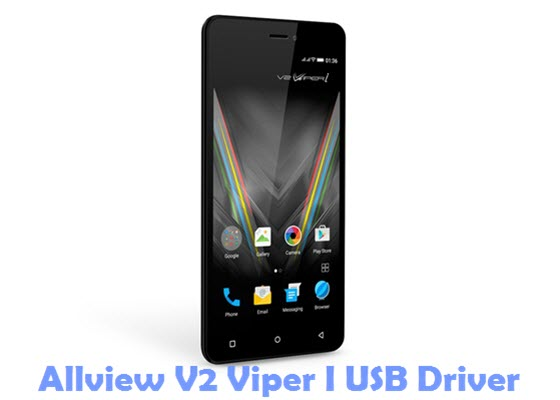Download Allview V2 Viper I USB Driver