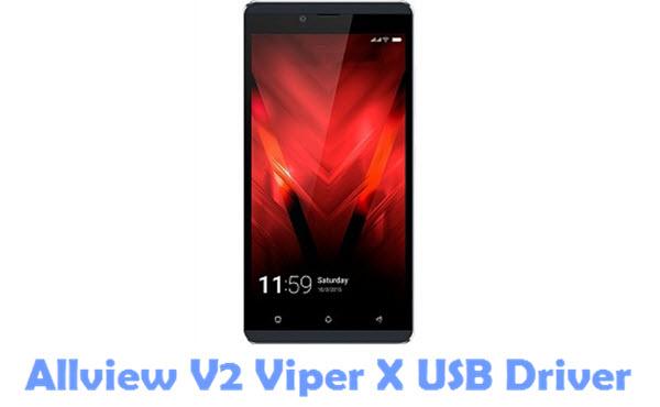 Download Allview V2 Viper X USB Driver