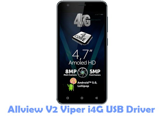Download Allview V2 Viper i4G USB Driver