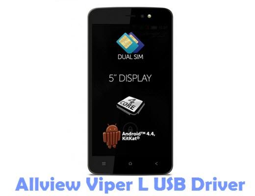 Download Allview Viper L USB Driver