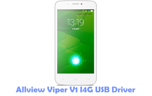 Download Allview Viper V1 I4G USB Driver