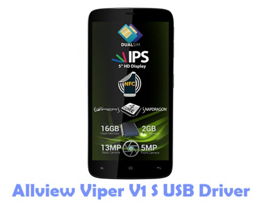 Download Allview Viper V1 S USB Driver