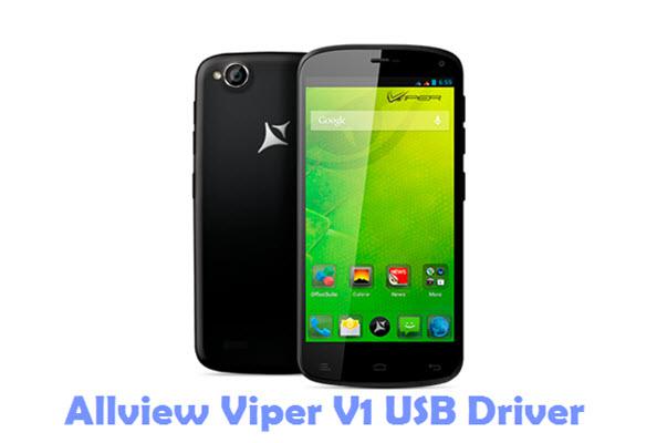Download Allview Viper V1 USB Driver