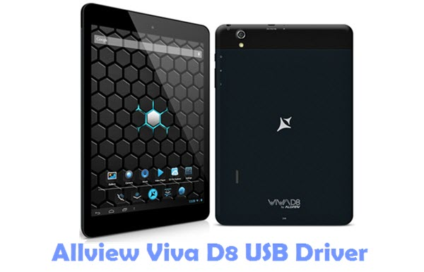 Download Allview Viva D8 USB Driver