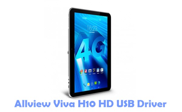 Download Allview Viva H10 HD USB Driver