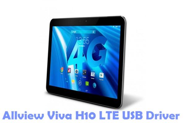 Download Allview Viva H10 LTE USB Driver