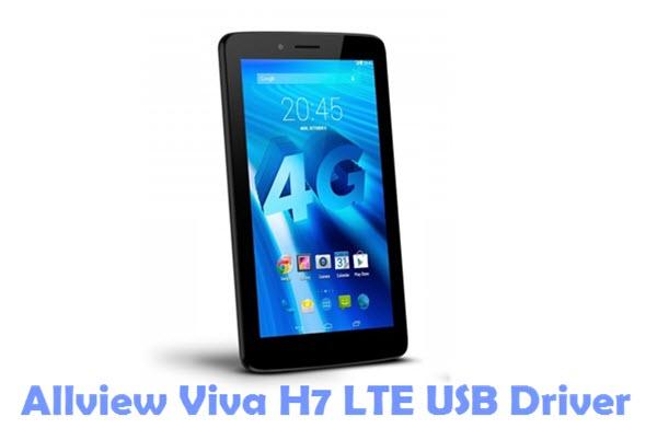 Download Allview Viva H7 LTE USB Driver
