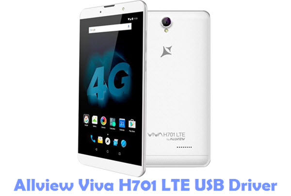 Download Allview Viva H701 LTE USB Driver