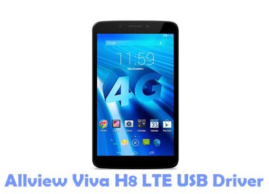 Download Allview Viva H8 LTE USB Driver