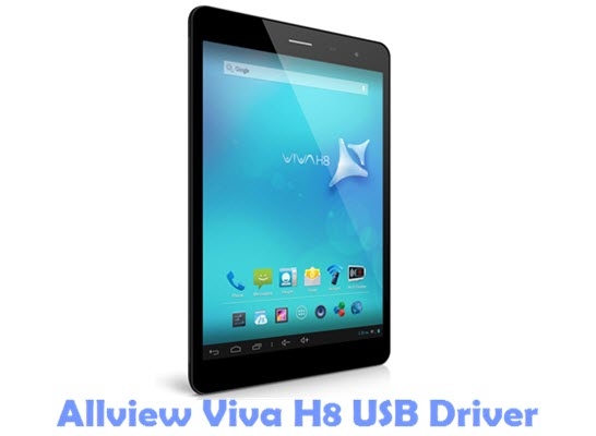 Download Allview Viva H8 USB Driver