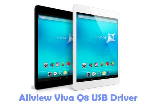 Download Allview Viva Q8 USB Driver