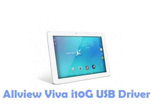 Download Allview Viva i10G USB Driver