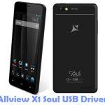 Allview X1 Soul USB Driver
