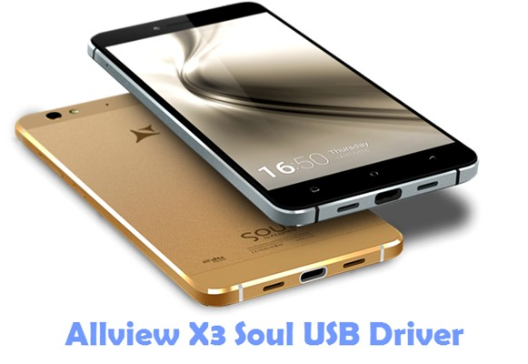 Download Allview X3 Soul USB Driver