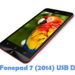 Asus Fonepad 7 (2014) USB Driver