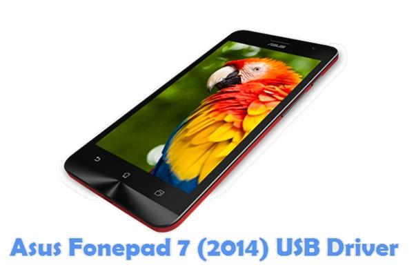Download Asus Fonepad 7 (2014) USB Driver