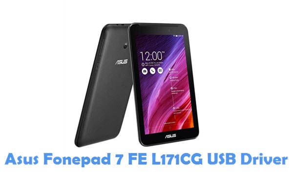 Download Asus Fonepad 7 FE L171CG USB Driver