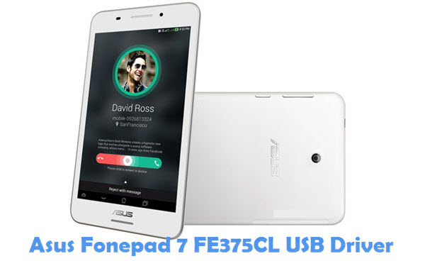 Download Asus Fonepad 7 FE375CL USB Driver