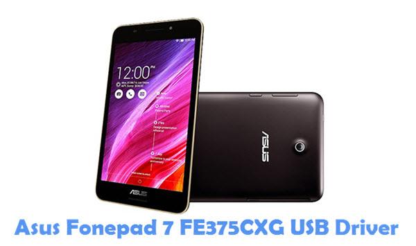 Download Asus Fonepad 7 FE375CXG USB Driver