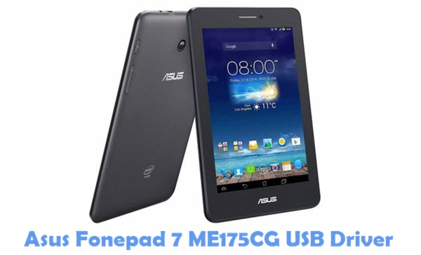 Download Asus Fonepad 7 ME175CG USB Driver