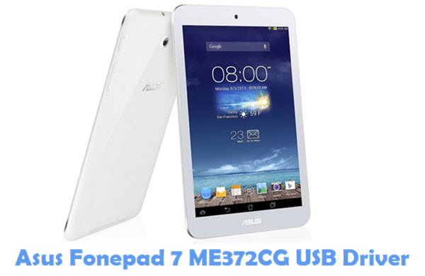 Download Asus Fonepad 7 ME372CG USB Driver