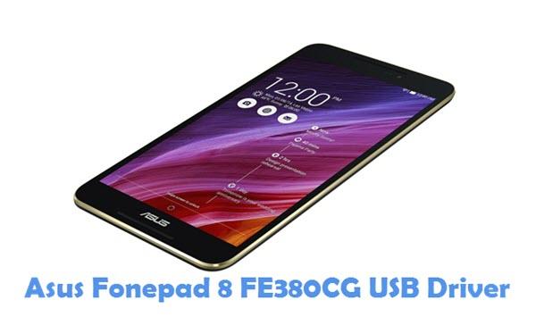 Download Asus Fonepad 8 FE380CG USB Driver
