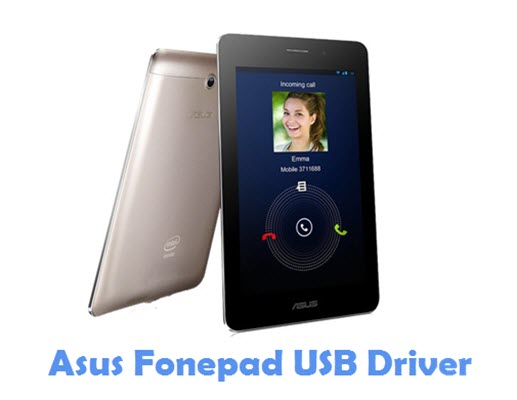 Download Asus Fonepad USB Driver