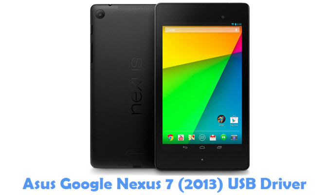 Download Asus Google Nexus 7 (2013) USB Driver