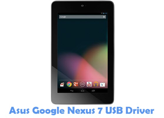 Download Asus Google Nexus 7 USB Driver