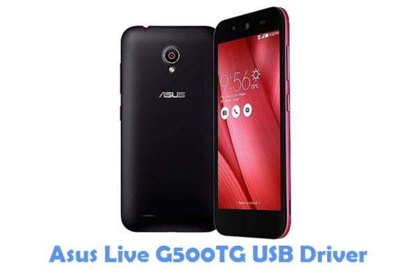 Download Asus Live G500TG USB Driver