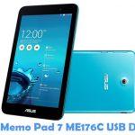 Download Asus Memo Pad 8 ME181C USB Driver | All USB Drivers