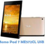 Asus Memo Pad 7 ME572CL USB Driver