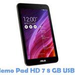 Asus Memo Pad HD 7 8 GB USB Driver