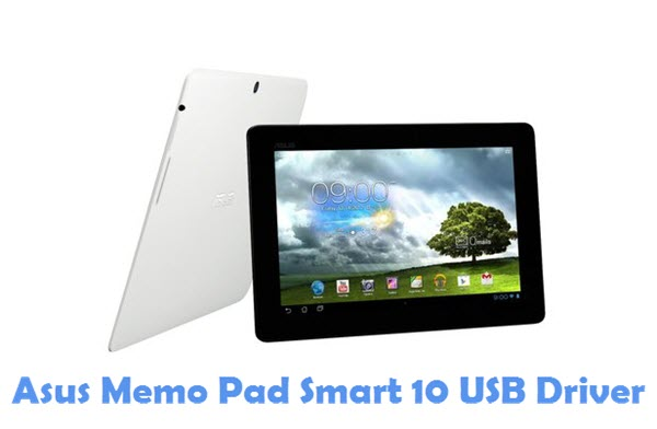 Download Asus Memo Pad Smart 10 USB Driver