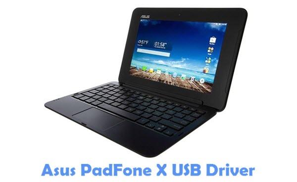 Download Asus PadFone X USB Driver