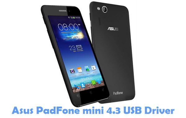 Download Asus PadFone mini 4.3 USB Driver