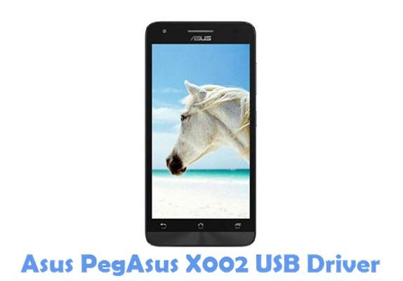 Download Asus PegAsus X002 USB Driver